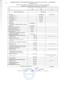 отчет  Тарасовка 10 13 год