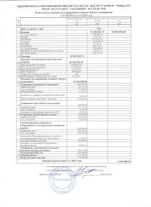 отчет институт бумаги 13 год
